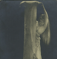 German Photograph of topless woman circa 1910.png