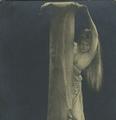 German Photograph of topless woman circa 1910.png