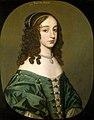 Gerrit van Honthorst (c.1590-1592-1656) - Princess Mary Henrietta (1631–1660), Princess Royal, Princess of Orange - 493052 - National Trust.jpg