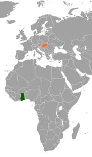 Ghana–Hungary relations Diplomatic relations between Ghana and Hungary