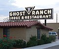 Ghost Ranch Lodge (Tucson) sign from E 1.JPG