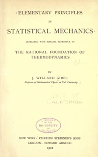Gibbs-Elementary principles in statistical mechanics.png