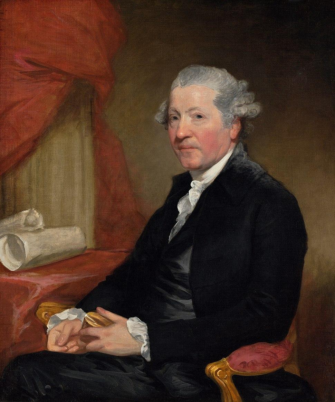 Gilbert Stuart Sir Joshua Reynolds