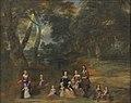 Gillis van Tilborgh - Family Group in a Landscape - KMSsp286 - Statens Museum for Kunst.jpg