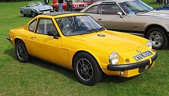 Ginetta Cars - 1969 Ginetta G15