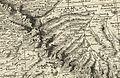 Giovanni Antonio Rizzi Zannoni. Carte de la partie septentrionale de l'empire otoman. 1774.Georgia D.jpg