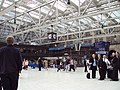 Glasgow Central railway station concourse - DSC06292.JPG