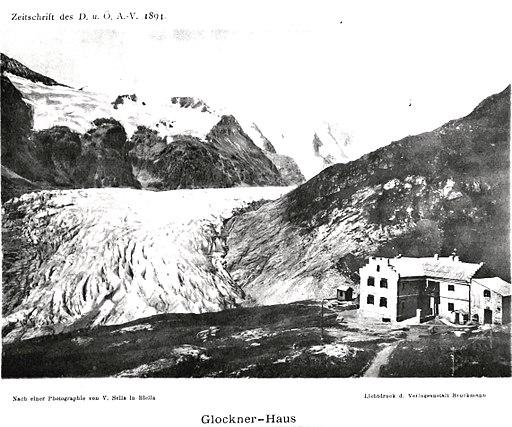 Glockner-Haus 1894