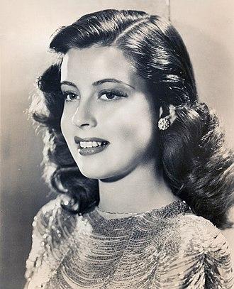 Gloria DeHaven - Publicity photo, 1953