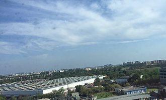 Mohali - Godrej Mohali clean skies
