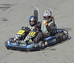 Go-kart - A two-seater rental