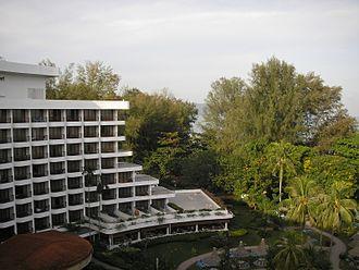Batu Ferringhi - Golden Sands Resort at Batu Ferringhi
