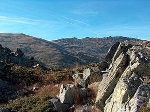 Golyam Kupen - Golyam Kupen, with Skoparnik and Golyam Rezen Peaks in the background.