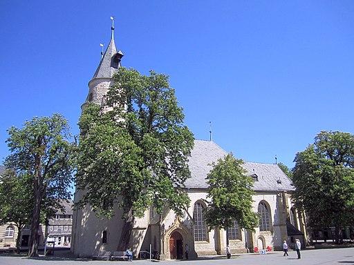 Goslar St Jakobi Südseite