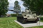 Gowen Field Military Heritage Museum, Gowen Field ANGB, Boise, Idaho 2018 (45913265555).jpg