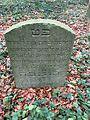 Graffsteen op'n Jöödschen Karkhoff Cuxhoben 76.jpg