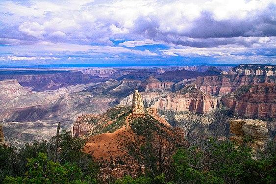 Grand Canyon highest Vista Point.jpg