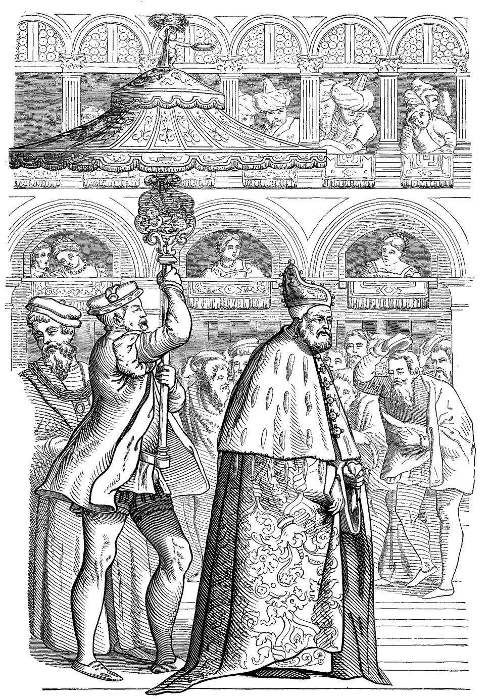 Grand Procession of the Doge of Venice