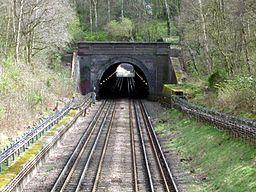 Grange Hill Tunnel west