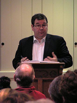 Grant Robertson - Robertson at post-budget meeting in 2011.