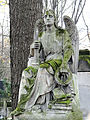 Grave of Jadwiga Łuszczewska (Deotyma) and Wacław Łuszczewski - 03.jpg