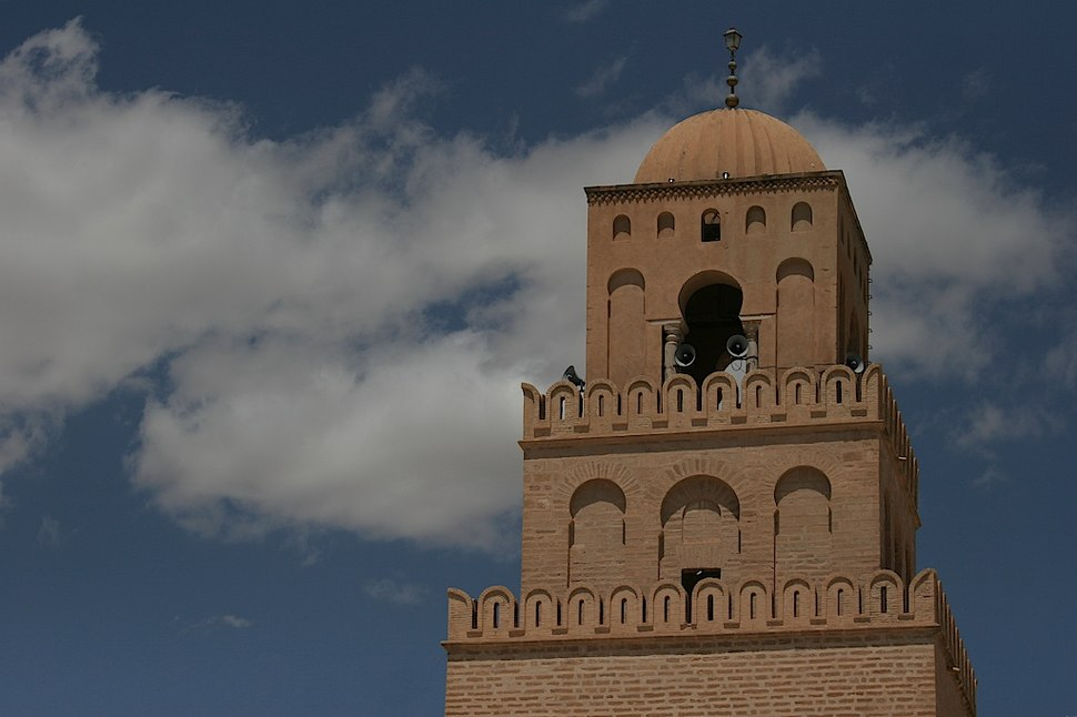 Great Mosque Minaret - Kairouan, Tunisia