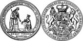 Большая печать Вирджинии - Джордж III.png