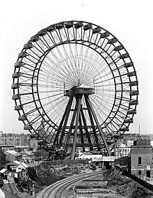 who made the first ferris wheel
