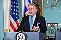 Greek Acting Foreign Minister Katrougalos Addresses Reporters with Secretary Pompeo (46305614221).jpg