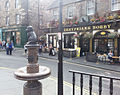 Greyfriars-Bobby-Fountain-Pub-Greyfriars Entrance.jpg