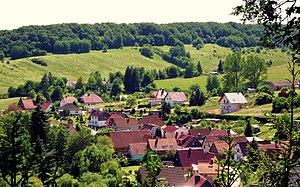Grillenberg (Sangerhausen) - Image: Grillenberg
