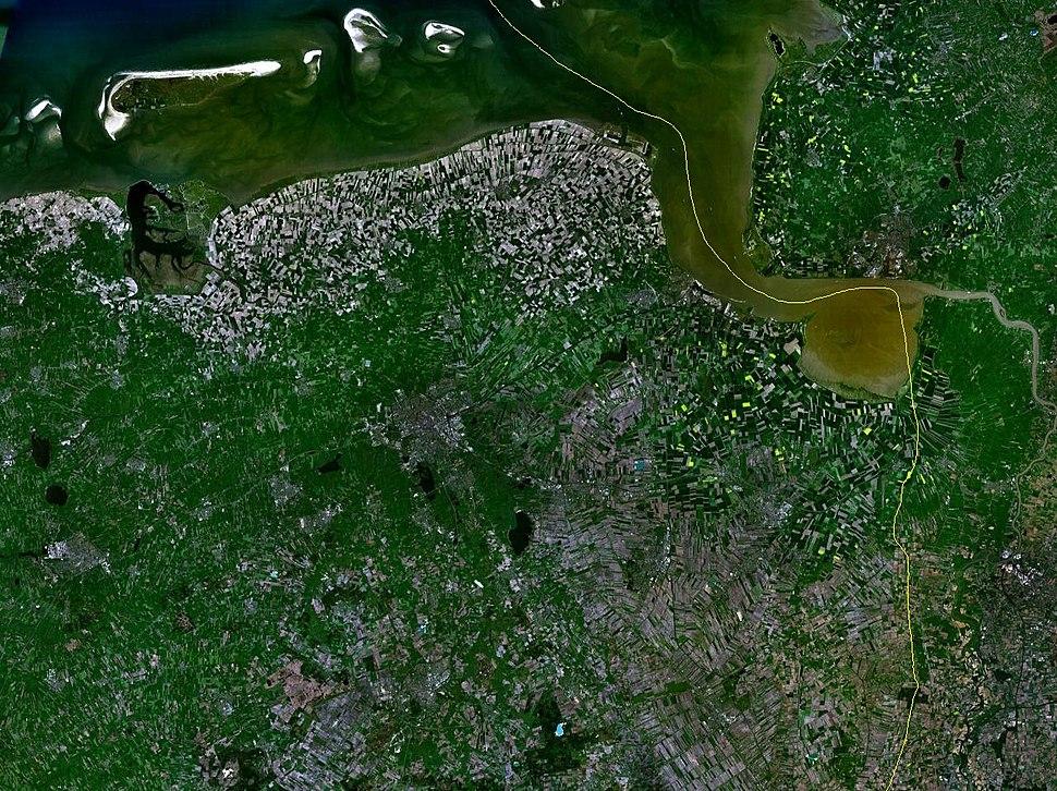 Groningen 6.70672E 53.23944N