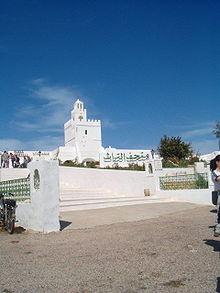 Il museo delle tradizionali arti berbere di Gerba è situato a 152 m s.l.m., il punto più elevato dell'isola.