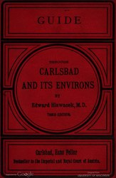 Guide through Carlsbad and its Environs