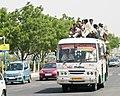 GurgaonBusCommutors.jpg
