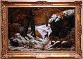 Gustave courbet, la foresta d'inverno, 1860.jpg