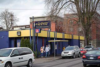 Gypsy Restaurant and Velvet Lounge