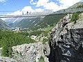 Hängebrücke Zermatt - Gletschergarten - SkyPromenade.com - panoramio (1).jpg