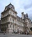 Hôtel de ville de Paris, rue de Rivoli, Paris 4e.jpg