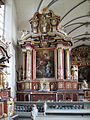 Höxter, Corvey, St. Stephanus und Vitus, Seitenaltar links.JPG