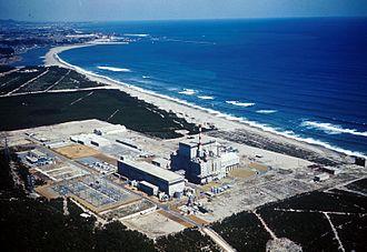 Tōkai Nuclear Power Plant - Tōkai Nuclear Power Plant