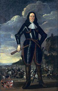 Johann von Sporck Austrian count, military, field marshal