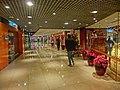 HK 銅鑼灣 CWB 柏寧酒店 The Park Lane Hotel night shopping mall Style House interior corridor visitors Dec-2013.JPG