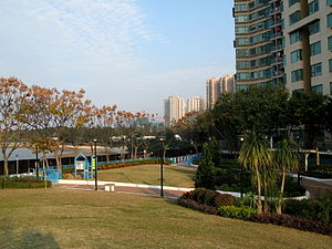 Ma On Shan (town) - Ma On Shan Park