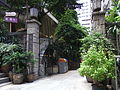 HK Sheung Wan 2-8 Po Hing Fong 06 entrance Aug-2012.JPG