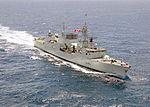 HMCS Winnipeg (FFH 338) underway in 2001.JPEG