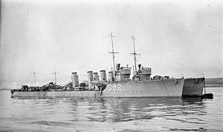 HMS <i>Rob Roy</i> (1916)