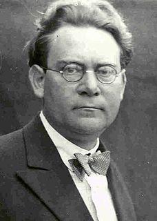 Hans Reichenbach German–American philosopher