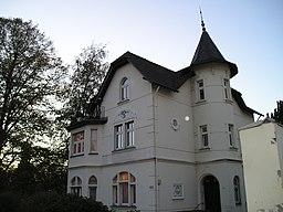 Haan Villa um das Jahr 1900