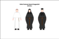 Habit of the Augustinian friars.png